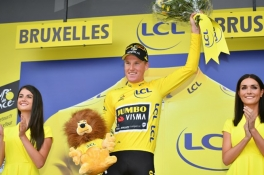 Teunissen te zien in eerste criterium na de Tour de France