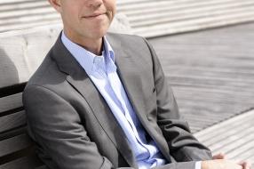 Directeur Hartstichting Beschermheer van Stichting Hart in Actie