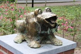 Monument 'de Kikker'