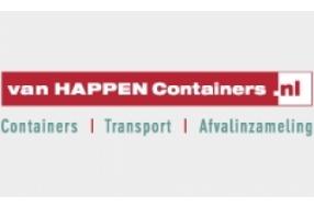 Van Happen Containers levert eerste chauffeur af