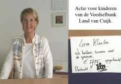 Foto's van Stichting Voedselbank Land van Cuijk