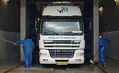 Foto's van Transportbedrijf A. Willems & Zn B.V.