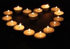 Foto's van Wereldlichtjesdag Vortum-Mullem