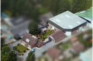Te koop: Bedrijfsgebouwen met woning