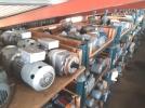 Reductormotoren bij Spierings.