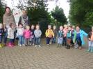 Peutercentrum Olleke-Bolleke op bezoek bij zorgboerderij 't Spiek