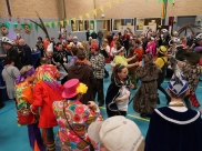 Geweldige carnavalsparty De Link