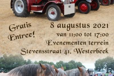 Evenement: 33ste Westerbeekse Oogstdag