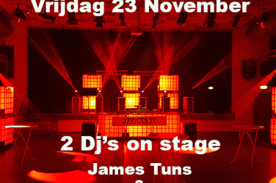 Evenement: TRY-OUT SINT ANTHONIS 23 NOVEMBER