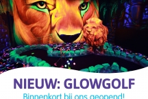 Opening Leisure Center Boxmeer Glowgolf
