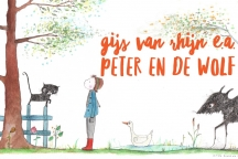 Peter en de Wolf De Weijer Theater