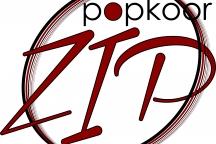 """Popkoor ZIP viert 5-jarig bestaan. Dorpshuis """"De Stek"""" Landhorst"""