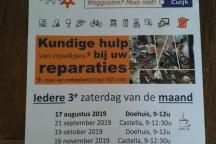 Repair Café Cuijk Het Doehuis, Cuijk