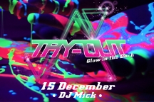 TRY-OUT, GLOW IN THE DARK PARTY