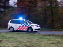 Nijmegen - Politie houdt verdachte aan na korte achtervolging