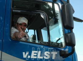 Aanmelden Truckrun Boxmeer